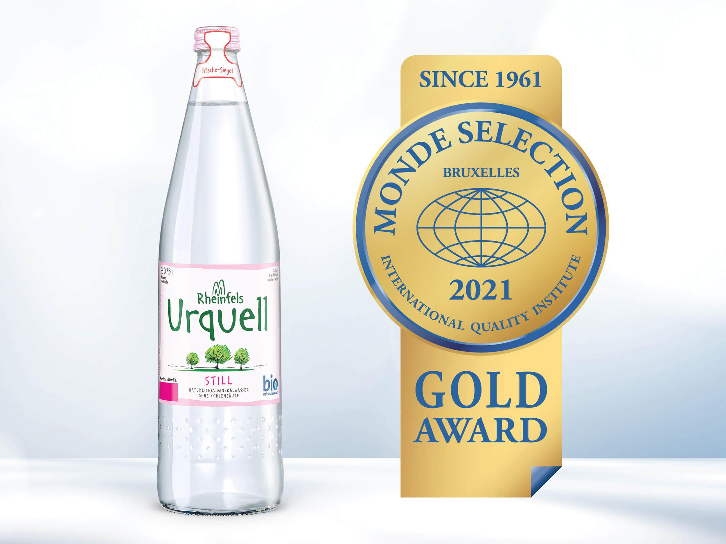 Auszeichnung Monde Selection 2021
